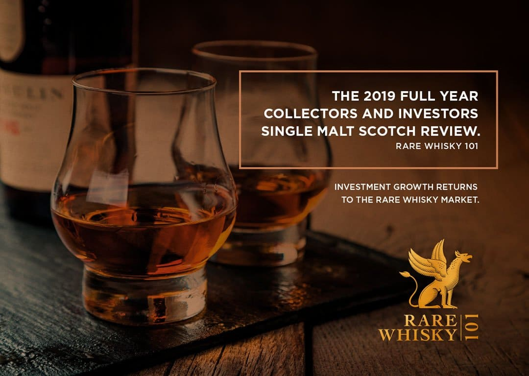 Senaste rapporten från Rare Whisky 101
